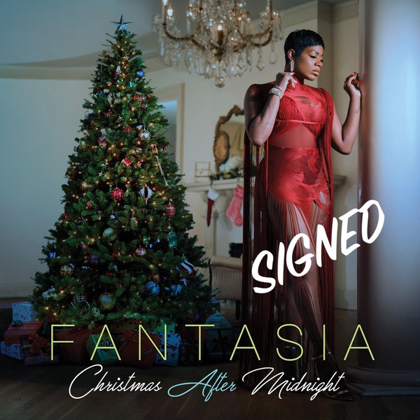 Fantasia - Christmas After Midnight Signed CD