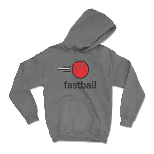Fastball - Gray Hoodie