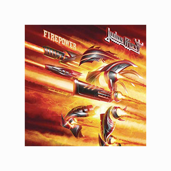 Judas Priest - Hardcover Book CD