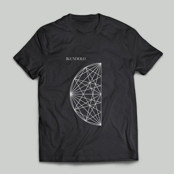 Ike Ndolo - Geometric T-shirt (Black)