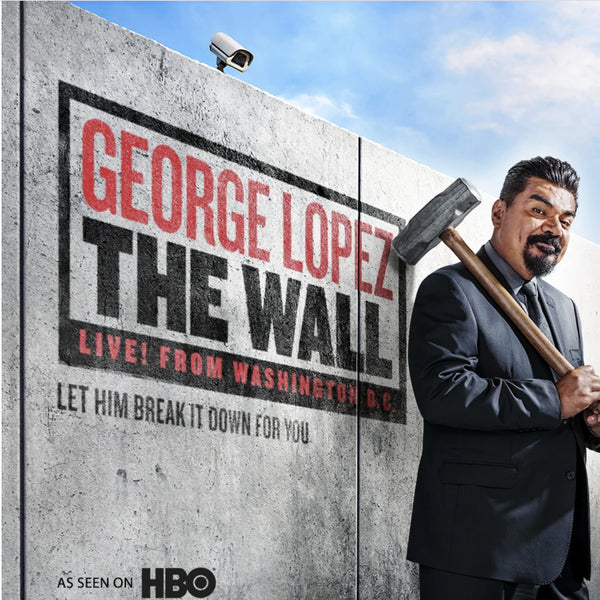 George Lopez - The Wall CD
