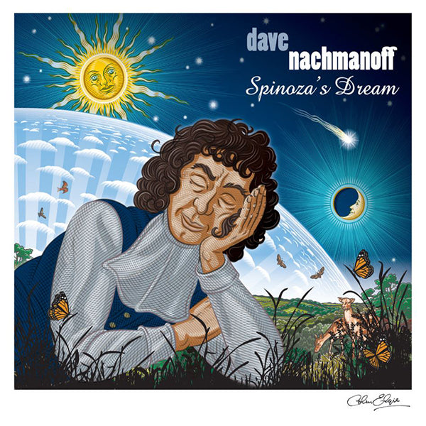 Dave Nachmanoff - Spinoza's Dream Limited Edition Giclée