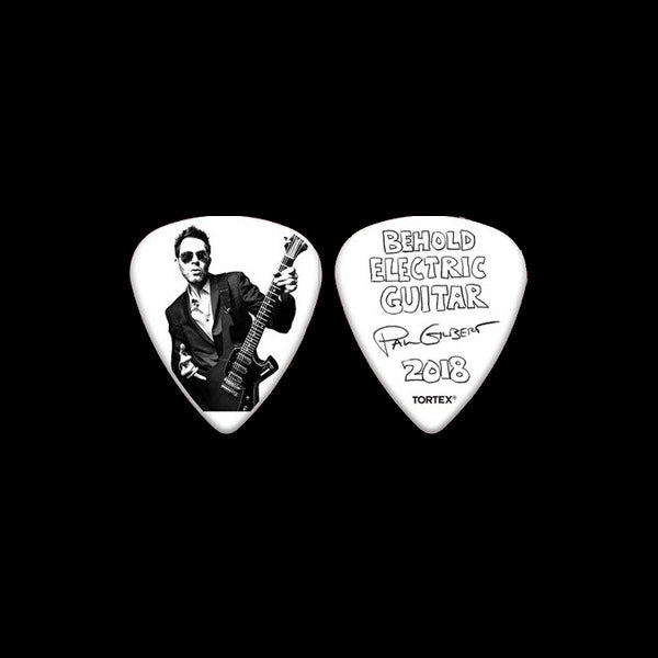 Paul Gilbert - 5 Signature Guitar Picks