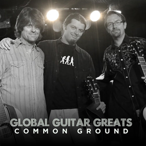 Stephen Inglis - Global Guitar Greats CD
