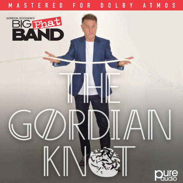 Gordon Goodwin's Big Phat Band - The Gordian Knot Signed Blu-Ray