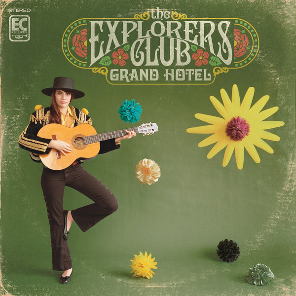 The Explorers Club - Grand Hotel CD