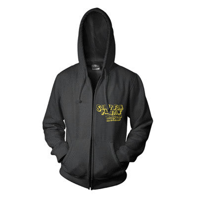 Bowling For Soup - Groucho Skull World Tour Hoodie