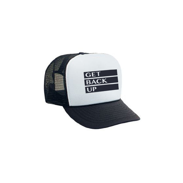Justin Furstenfeld - Get Back Up Trucker Hat (PRESALE)