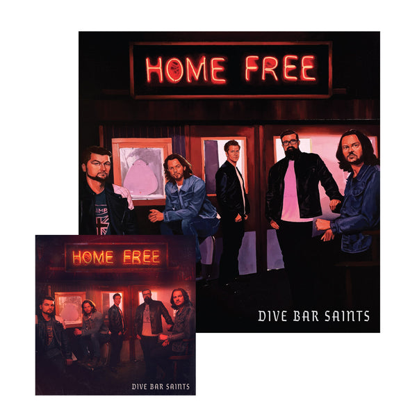 Home Free - Dive Bar Saints Two Shots Bundle
