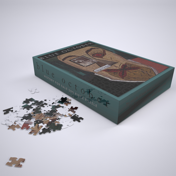 Blue October - History For Sale Puzzle