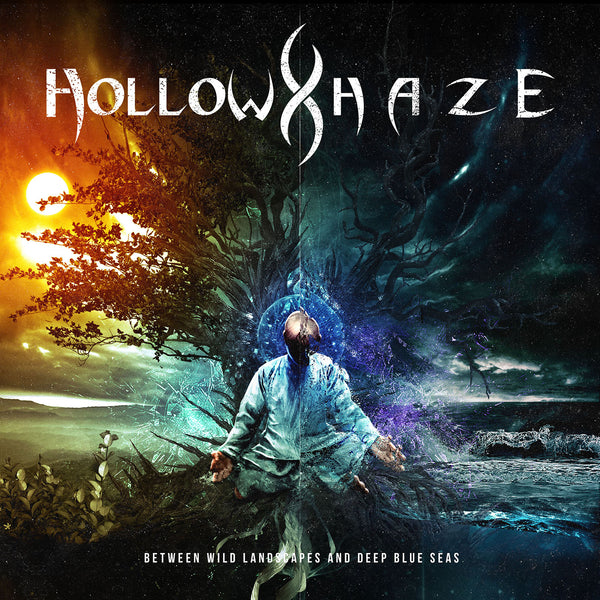 Hollow Haze - Between Wild Landscapes and Deep Blue Seas CD