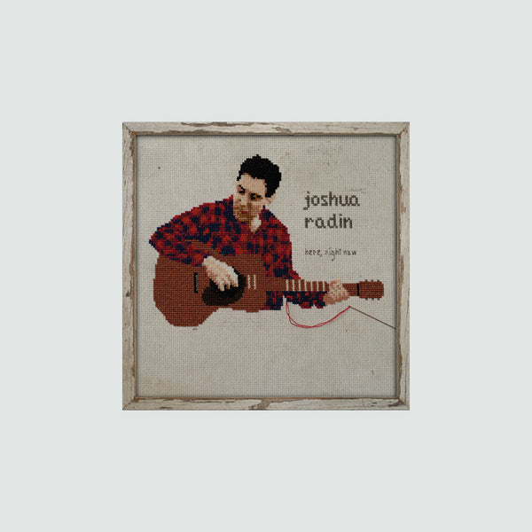 Joshua Radin - Here, Right Now CD
