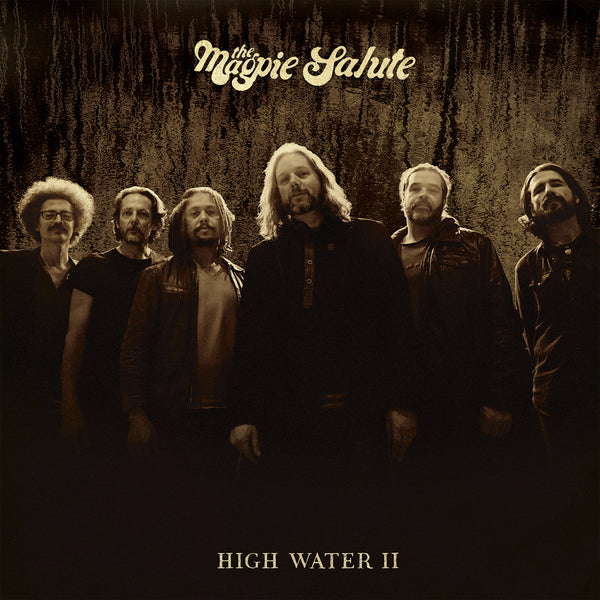 The Magpie Salute - Highwater II CD