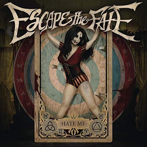 Escape the Fate - Hate Me (Deluxe) CD