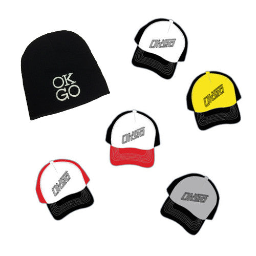 OK Go - Headgear Bundle