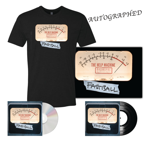Fastball - The Help Machine Everything Bundle (PRESALE)