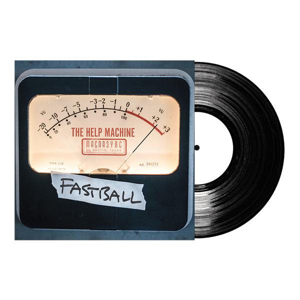 Fastball - The Help Machine Vinyl