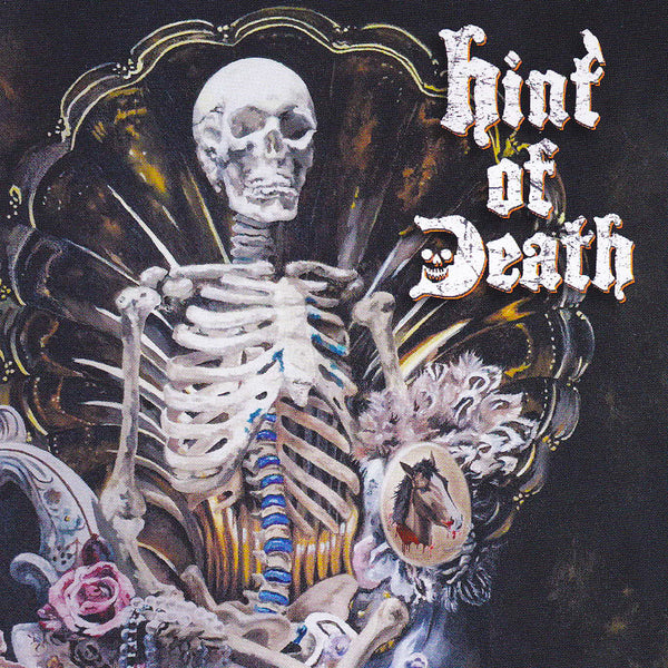 Hint Of Death - Self Titled CD