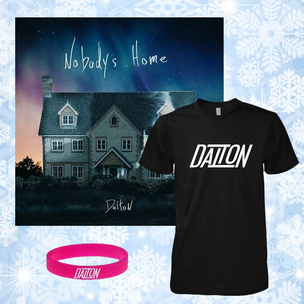 Dalton Rapattoni - Holiday Tee Bundle
