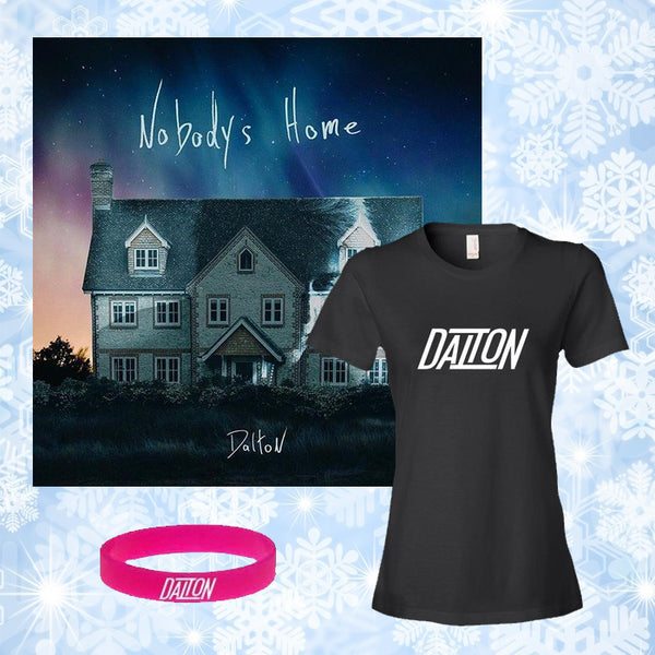Dalton Rapattoni - Holiday Ladies Tee Bundle
