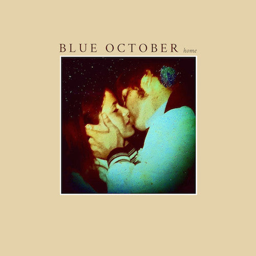Blue October - Home CD