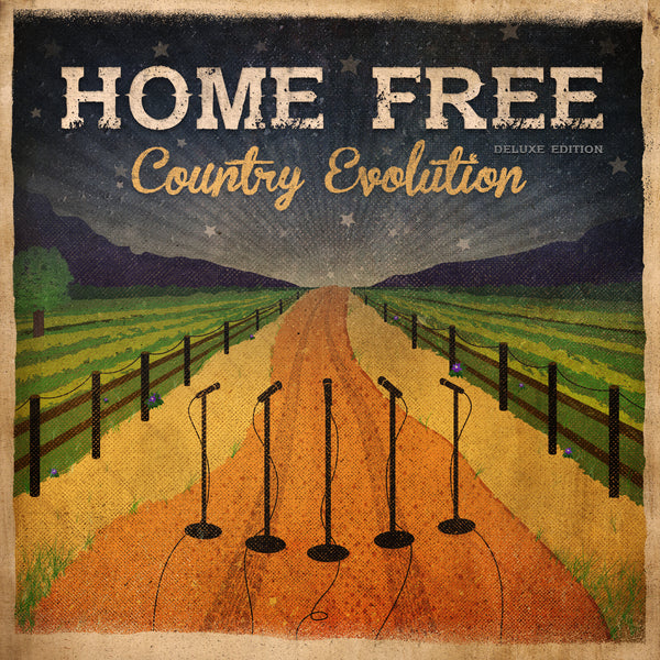 Home Free - Country Evolution CD (Deluxe Edition)
