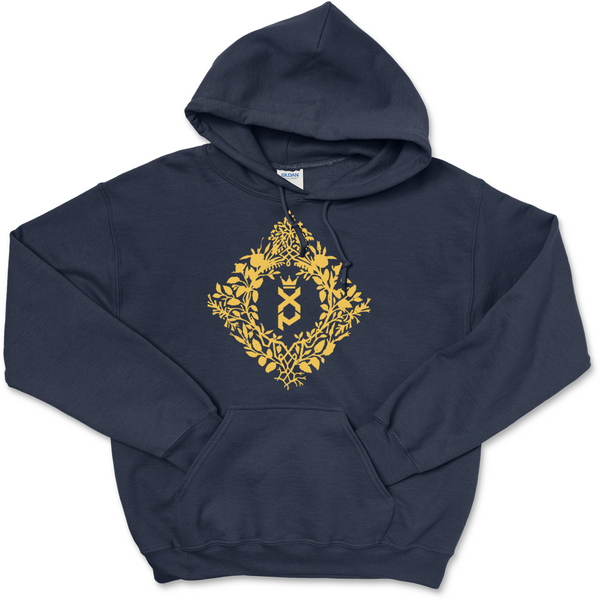 Xperience - Regal Blue Pullover Hoodie