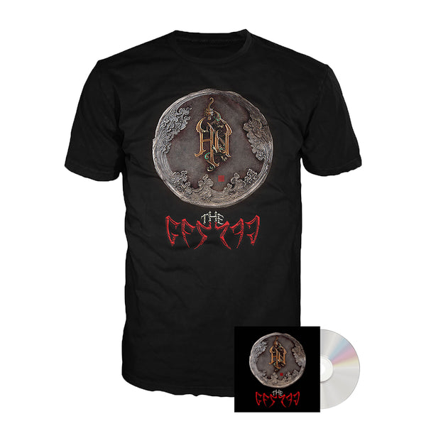 The HU - CD + Gereg Shirt Bundle