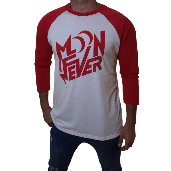 Moon Fever - Lightning Baseball Tee