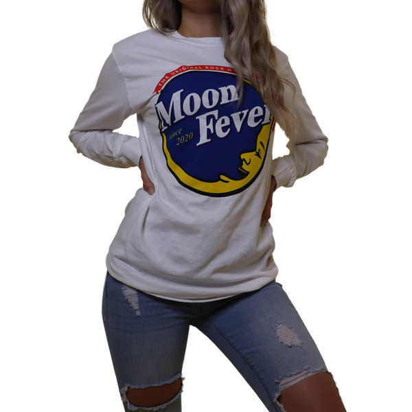 Moon Fever - Moon Pie Long Sleeve Tee