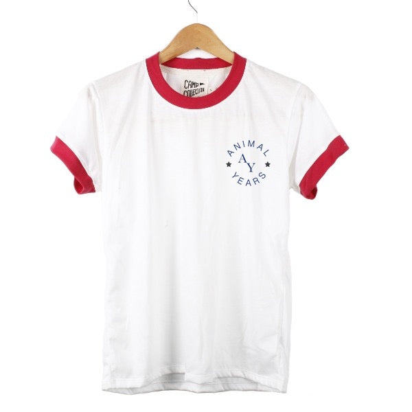Animal Years - Red Ringer Tee