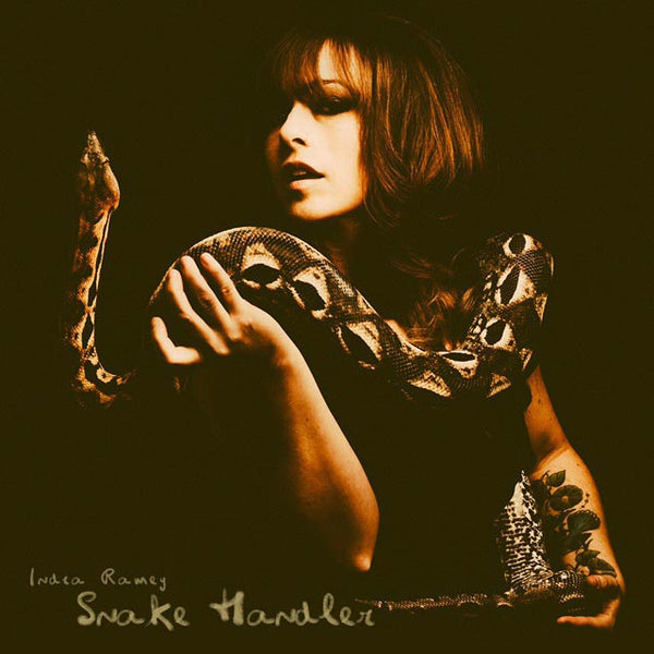 India Ramey - Snake Handler CD