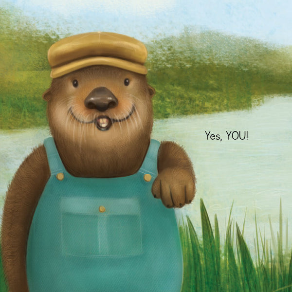 Marc Broussard - I Love You For You Children's Book