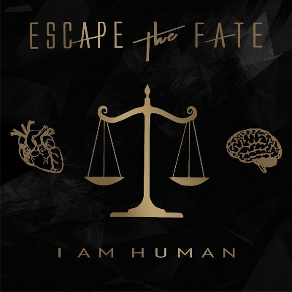 Escape the Fate - I Am Human CD