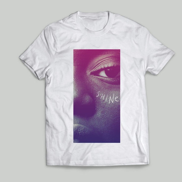 Ike Ndolo - Shine T-shirt (White)