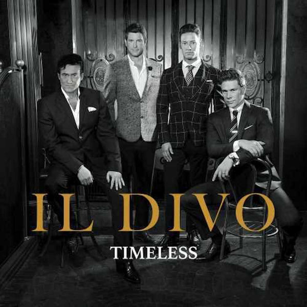 Il Divo - Signed CD Booklet