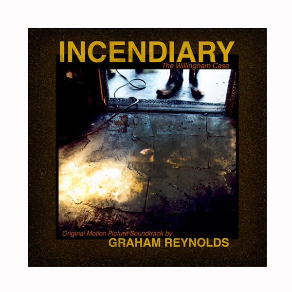 Graham Reynolds - Incendiary CD (2017)