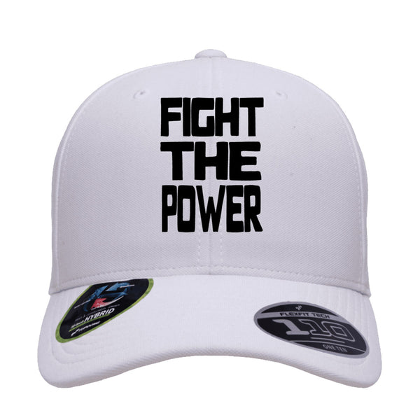 The Isley Brothers - Fight The Power Hat - White (PRESALE NOV 2020)