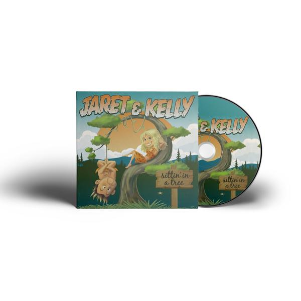 Jaret & Kelly - Sittin' in a Tree Autographed CD