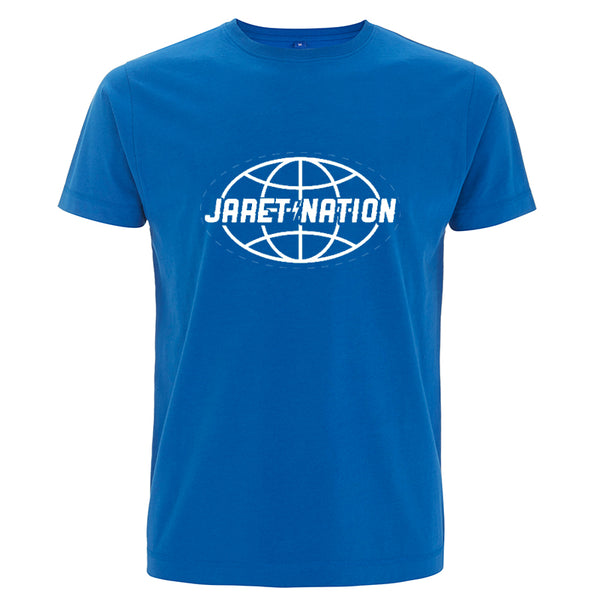 Jaret Reddick - Jaret Nation Tee (Royal Blue)