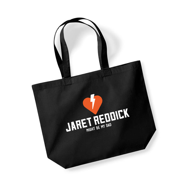 Jaret Reddick - Might Be My Dad Tote Bag