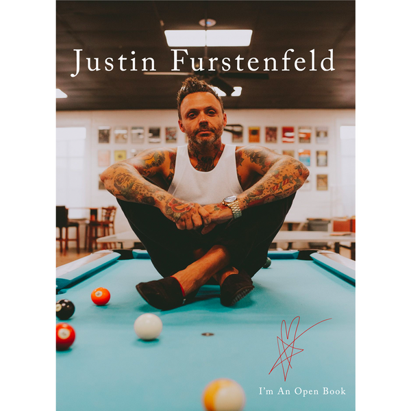 Blue October - Justin Furstenfeld Photo Puzzle
