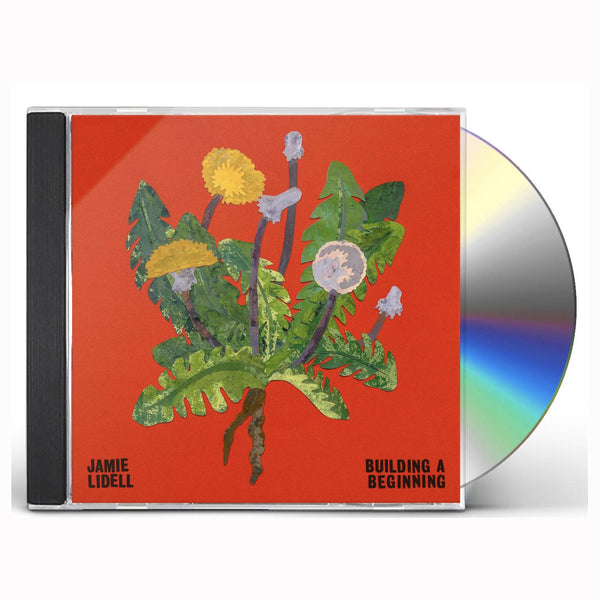 Jamie Lidell - Building a Beginning CD