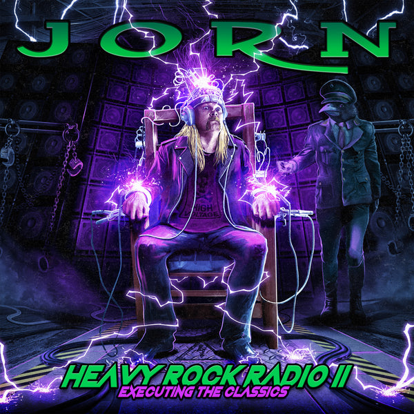 JORN - Heavy Rock Radio II - Executing The Classics LP (PRESALE 01/24/20)