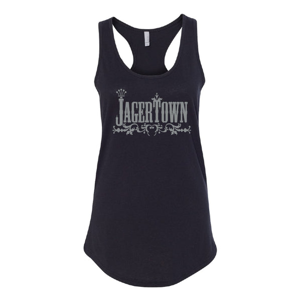 Jagertown - Womens Logo Tank Top