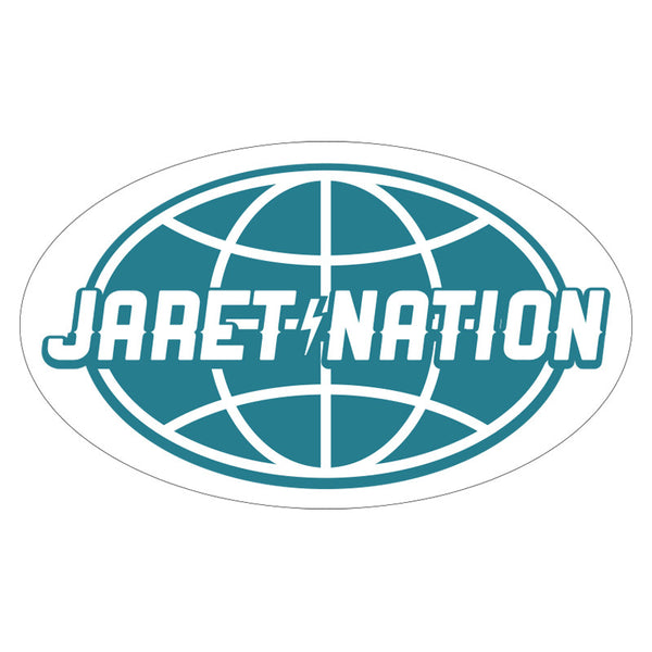 Jaret Reddick - Jaret Nation Sticker