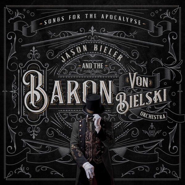 Jason Bieler and The Baron Von Bielski Orchestra - Songs For The Apocalypse CD (PRESALE 01/22/21)