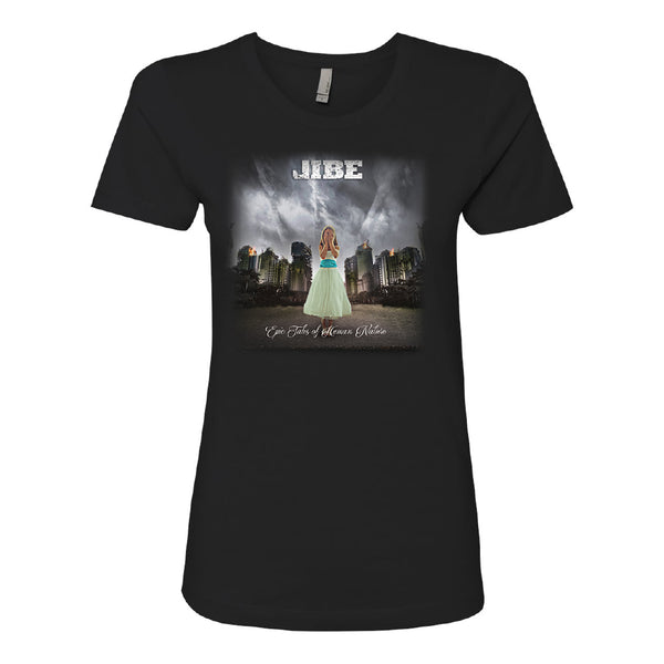 JIBE - Ladies ETOHN Album Tee
