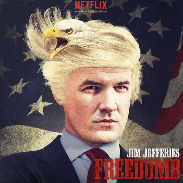 Jim Jeffries - Freedumb Vinyl