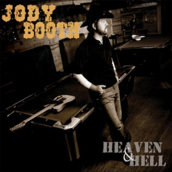 Jody Booth - Heaven & Hell (MP3 Download)